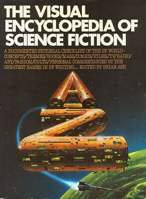 The Visual Encyclopedia of Science Fiction - Cover of the first edition
