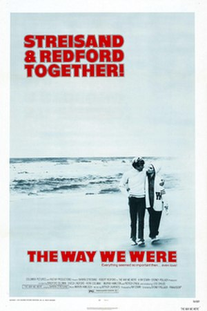 The Way We Were - Theatrical release poster by Bill Gold