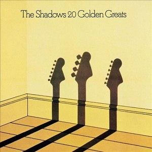 20 Golden Greats (The Shadows album) - Image: The shadows 20 golden greats