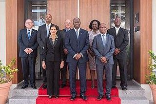 Third Wescot-Williams cabinet