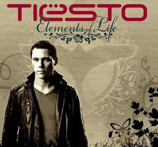 <i>Elements of Life</i> 2007 studio album by Tiësto