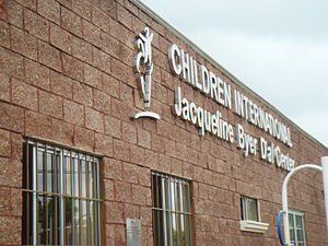 Children International - Santa Paula Community Center in Tonalá, Jalisco, México.