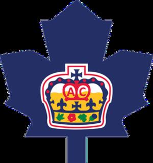 Toronto Marlies - Image: Toronto marlboros