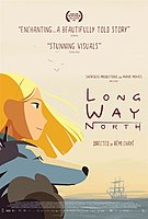 Picture of a movie: Long Way North