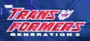 Transformers: Generation 2 - Logo
