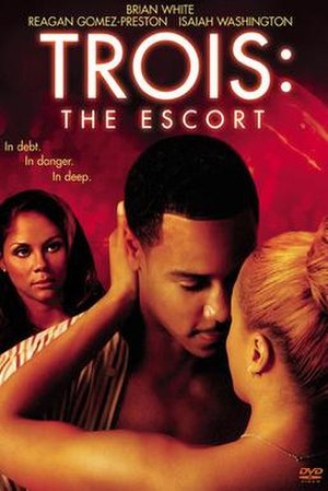 Trois: The Escort - DVD cover