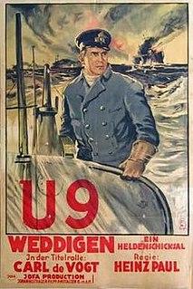 <i>U-9 Weddigen</i> 1927 film