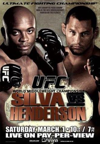 UFC 82 - Image: UFC 82 Official Promotional Poster
