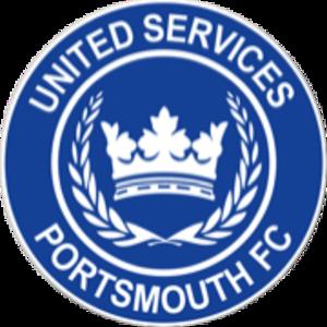 United Services Portsmouth F.C. - Image: United Services Portsmouth F.C