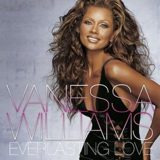 Everlasting Love (Vanessa Williams album) - Image: Vanessa Williams Everlasting Love album cover