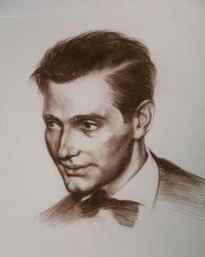 Vincent Fourcade - Portrait of Vincent Fourcade