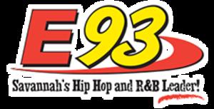 WEAS-FM - Image: WEAS E93 logo