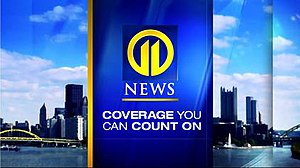 WPXI - WPXI Current Newscast Open