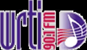 WRTI - Image: WRTI logo