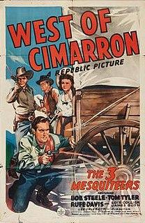 <i>West of Cimarron</i> 1941 film by Lester Orlebeck