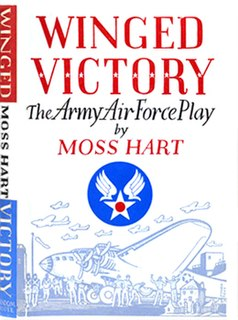 <i>Winged Victory</i> (play) play by Moss Hart