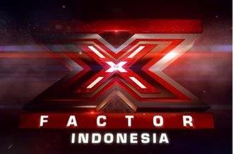 X Factor Indonesia - Image: X Factor Indonesia logo
