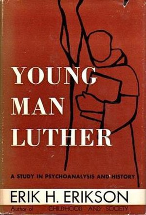 Young Man Luther - Cover of the first edition