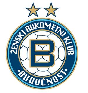 ŽRK Budućnost Podgorica - Image: ZRK Buducnost logo