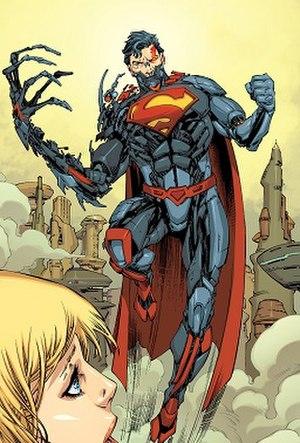 Cyborg Superman - Image: Zor El, the 2nd Cyborg Superman