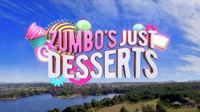 Picture of a TV show: Zumbo's Just Desserts