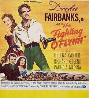 <i>The Fighting OFlynn</i> 1949 film by Arthur Pierson