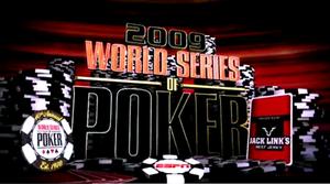 2009 World Series of Poker - ESPN's World Series of Poker title screen