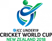 2018 Under-19 Cricket World Cup logo.png