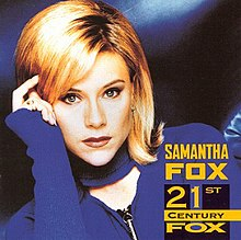 21st Century Fox Samantha Fox album cover.jpg