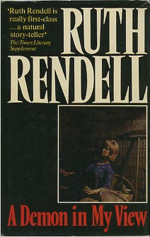 A Demon in My View - First edition cover (UK)