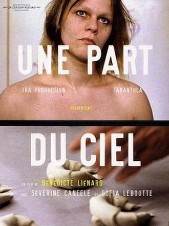 A Piece of Sky (2002 film) - French Poster