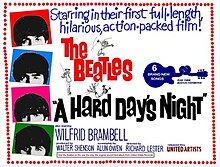 A Hard Day s Night movie