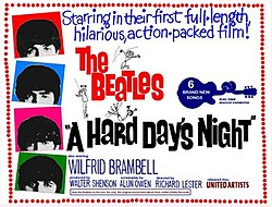 The Beatles Polska: Premiera filmu A Hard Day