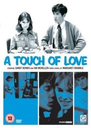 A Touch of Love (1969 film) - DVD cover
