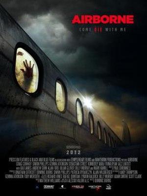 Airborne (2012 film) - Teaser poster