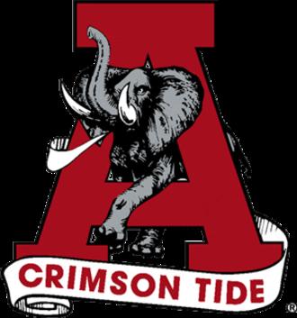 1979 Alabama Crimson Tide football team - Image: Alabama Football Classic Logo