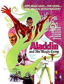 Aladdin And His Magic Lamp 1967 Film Wikipedia