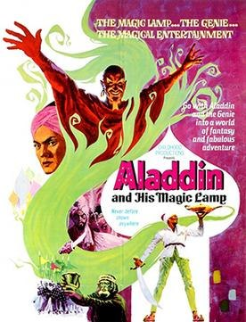 Aladdin and His Magic Lamp (1966 film)
