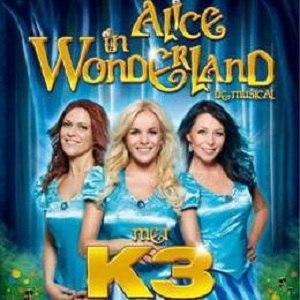 Alice in Wonderland (K3 album) - Image: Alice in Wonderland K3