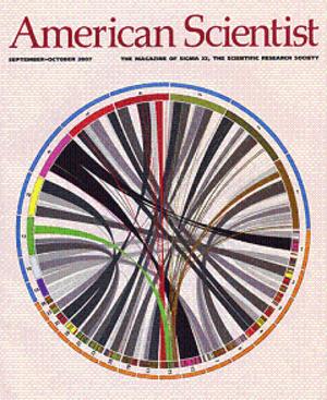 American Scientist - Image: American Scientist cover