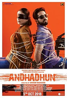 Andhadhun - Wikipedia