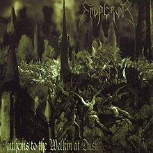 FIRST IMPRESSIONS Volume 59: Emperor - Anthems To The Welkin At Dusk