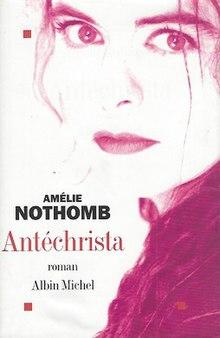 Antechrista amelie nothomb resume dbq essay thomas jefferson