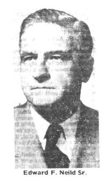 Edward F. Neild - Neild circa 1950-1960