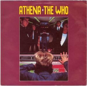 Athena (song) - Image: Athena 1982
