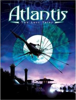 <i>Atlantis: The Lost Tales</i> video game