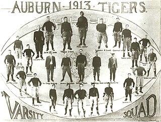 1913 Auburn Tigers football team