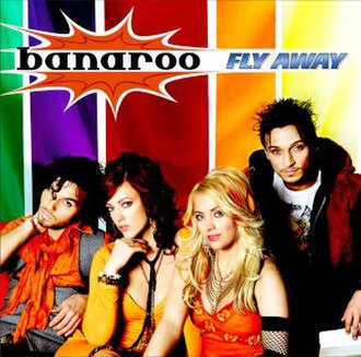Fly Away (Banaroo album) - Image: Banaroo Fly Away