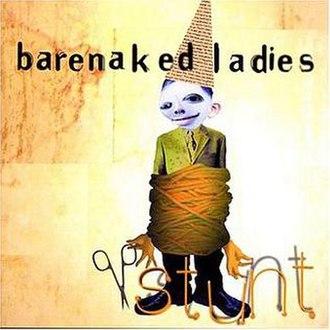 Stunt (album) - Image: Barenaked Ladies Stunt
