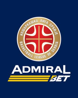 Basketball League of Serbia - Image: Basketball League of Serbia logo